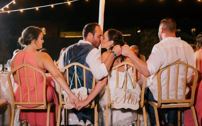 Intimate Wedding at Sanctuary Cap Cana - Megan & Eric