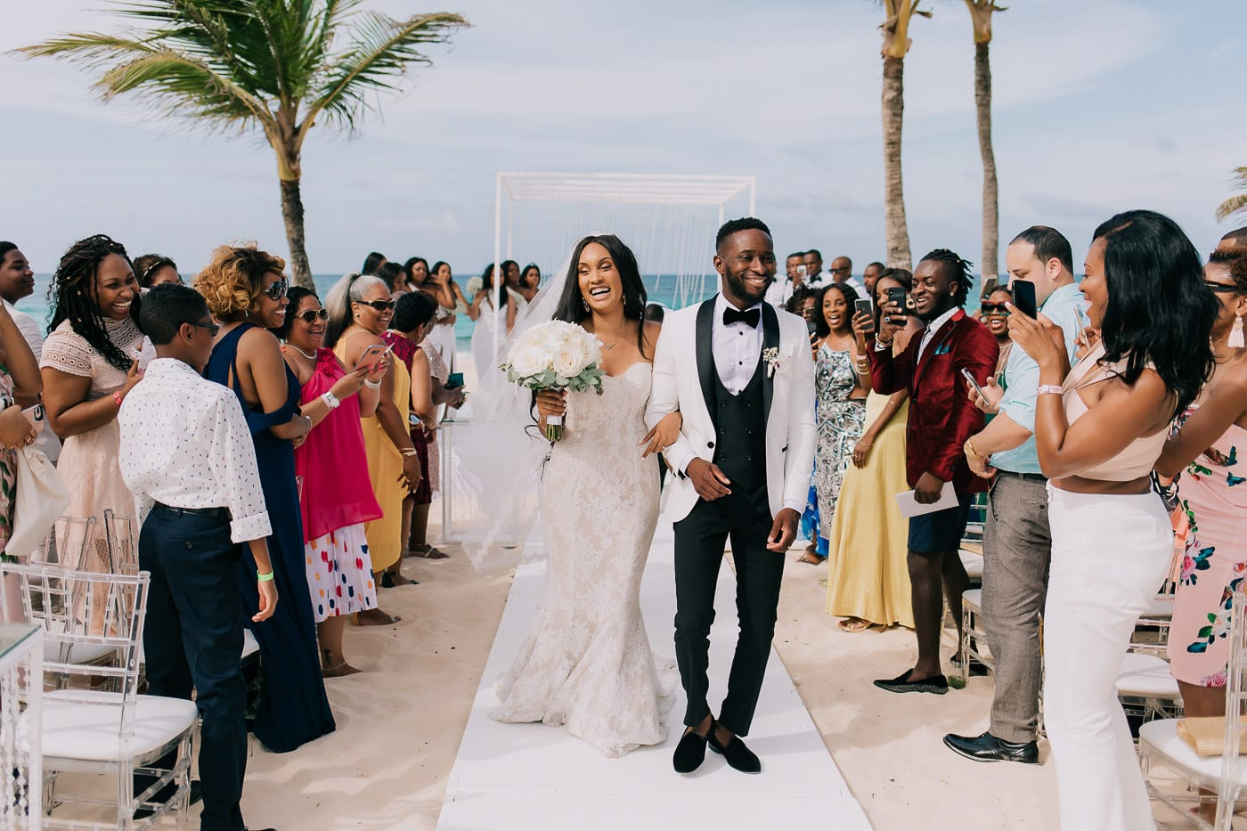 best time for a wedding ceremony in punta cana
