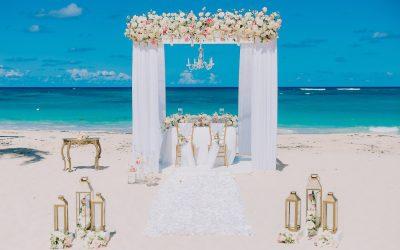 Beautiful Elopement at Kukua Beach Club - Mallory & Thomas