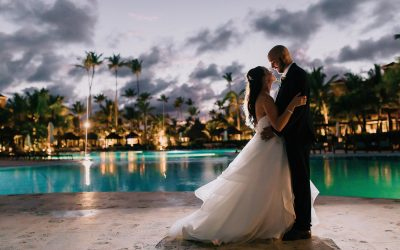 Lovely Wedding at Secrets Royal Beach - Megan & Chris