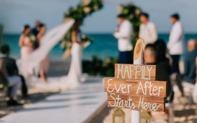 What Wedding Signs Do I Need at my Wedding?