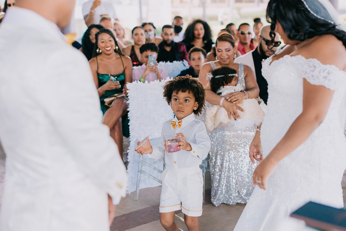 hard rock wedding