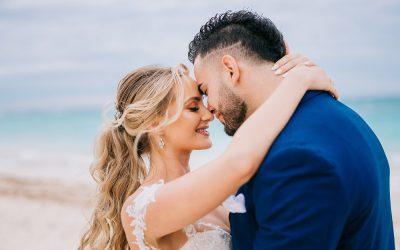 Gorgeous Kukua Punta Cana Wedding - Emily & Yovanny