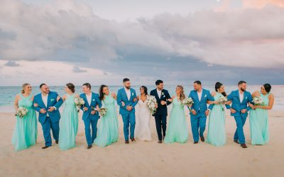 How to Choose the Perfect Bridesmaid's Dresses for a Beach Wedding