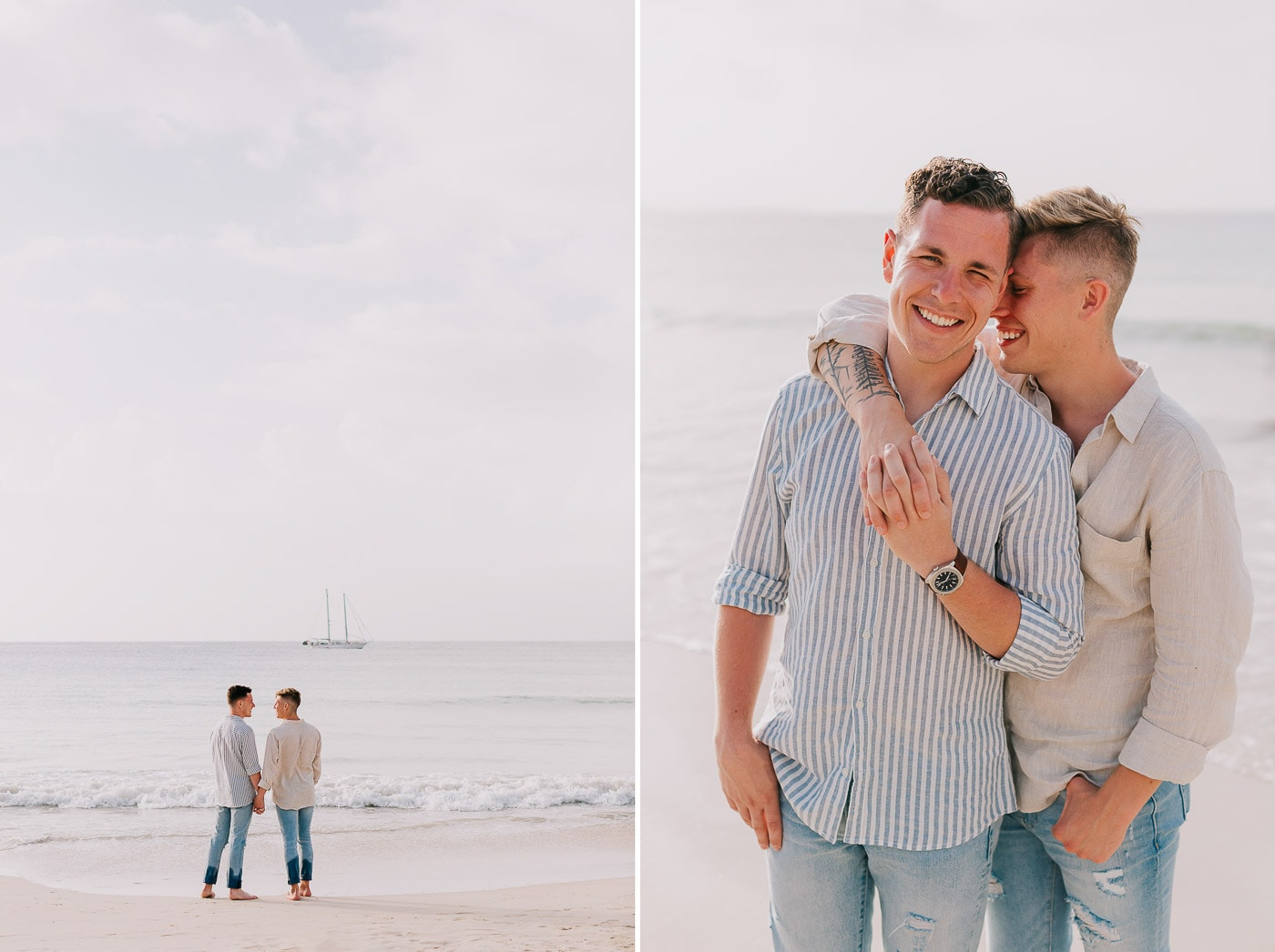 photoshoot in macao beach