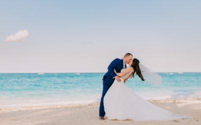 Kukua Elopement in Punta Cana – Sarah & John