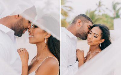 Kukua Restaurant and Beach Club Wedding – Brooke & Santiago