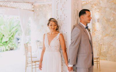 Beautiful Wedding at Kukua – Rose & Andrew