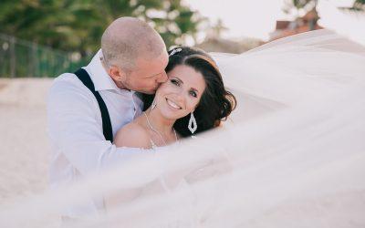 Beautiful Wedding at Kukua in Punta Cana – Katelin & Steve